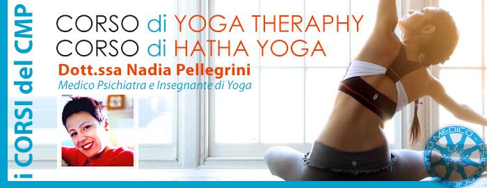 Hatha Yoga e Yoga Therapy presso il Centro Medico Psicologico con la Dott.ssa Nadia Pellegrini