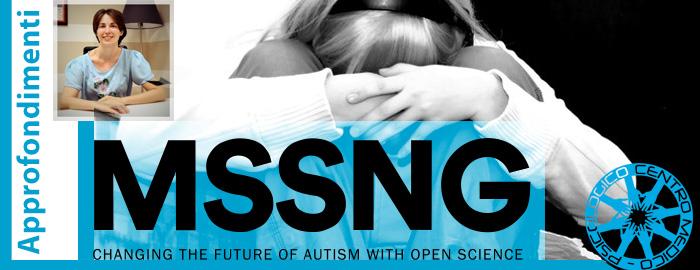 Articolo autismo MSSNG