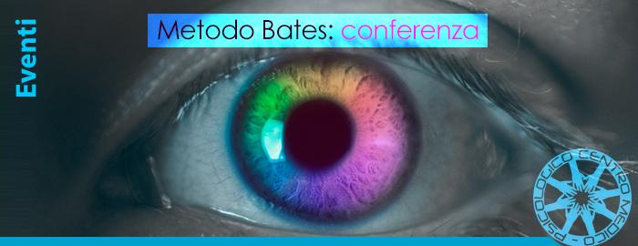 Metodo BATES: conferenza gratuita