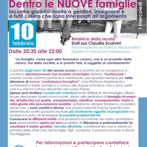 Evento Dott.ssa Scalvini