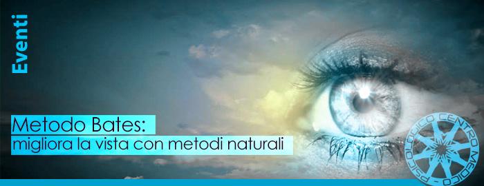 Metodo Bates: migliora la vista con metodi naturali