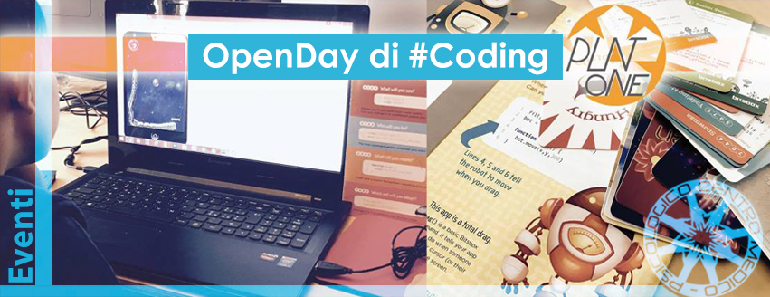 openday coding
